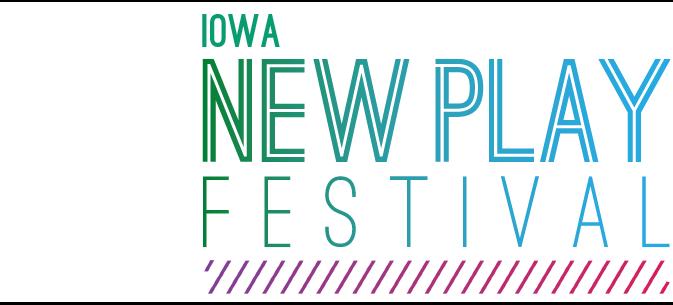 new play festival logo